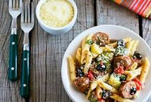 Food | Pasta & Italian / by Brian Miller
