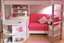 Children's Furniture & Bedrooms / by I Share My Pins!