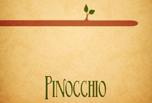 x - needle nose / Pinocchio  / by Josh Dusel