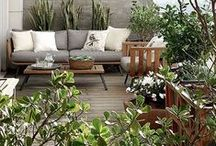 Outdoor Living / Outdoor living on patios and decks. / by I Share My Pins!