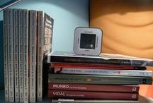 #VacacionesLectoras / Un tablero donde compartir las lecturas que elegimos o que nos han elegido a nosotros para que nos acompañen este verano 2013