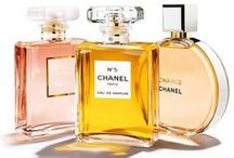 "Perfumania / ""A Woman Who Doesn't Wear Perfume Has No Future."" -Coco Chanel / by Sharyn B"
