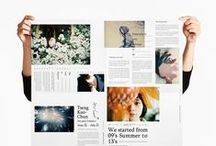 Design   Editorial / Editorial   Book design, spreads, layout design, and all things that you'd find in beautiful publications.