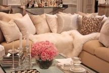 Spaces / There's no place home, especially when it looks like this. / by Beckley Boutique