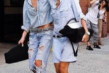 jeans/denim/women/girls