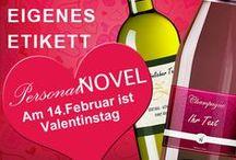Valentinstag 2015 / Unsere disjährige Valentinstag Kampagne. Mehr Infos unter www.personalnovel.de