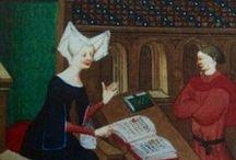 Personajes del Renacimiento / Retratos de aquellos que iluminaron la Edad Moderna