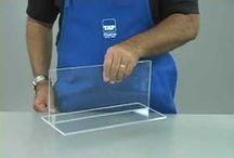 Plexiglass DIY / by Kenny Burns