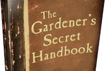 Book Garden / Books about the garden, noteworthy books, quotes about books.