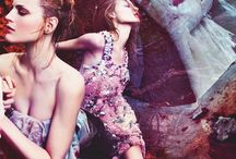 Fashion Love:  Editorials / Spreads from Fashion Magazines / by Liveth Designs