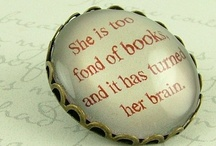 Books, books, books! / by Amy Longeteig