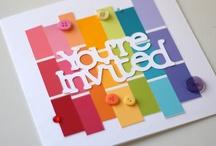 Card Ideas / by Margot Miller