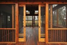 Garden Home Habitat / Gardens in and around the home, patios, decks, outdoor living spaces.