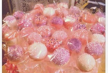 Cake Pops / Cake pops made by me! No machine/cakepop maker! All free hand! :)