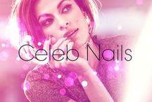 Celeb Nails / #nailart #nails from our fave celebs like Lady Gaga, Blake Lively, Rihanna, Taylor Swift, Alexa Chung ...
