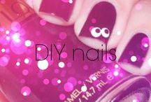 DIY Nails / by Bellacures