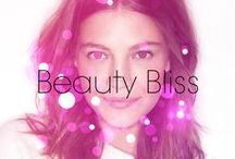 Beauty Bliss / Makeup! / by Bellacures