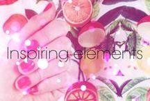 Inspiring Elements / beautiful things
