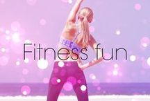 Fitness Fun / by Bellacures