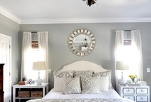 master | guest bedrooms / by beth dontje