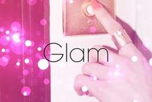 Glam / ultra-glam #nails #nailart  / by Bellacures