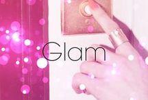 Glam / ultra-glam #nails #nailart