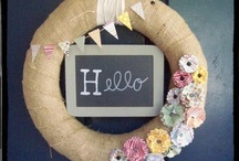 DIY: Wreaths & Wall Hangings