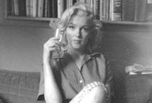 Timeless Marylin / I could probably fill this with a thousand photos, but I'll try to refrain myself :)