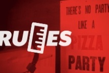 Produced by Rules of Thought / by Pizza Hut