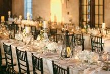 Tablescapes & Receptions