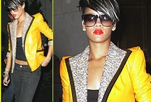 Rihanna & Rita Ora Style / DISCLAIMER: I do not like Rihanna's music and I think she seems to be quite an unpleasant human...however, I do like the way she (or her stylist!) puts looks together! Rita Ora I have no opinion of, but also think she looks great! / by Wasted Chic Fashion