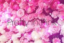 Pretty in Pink / #pink #nails