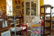 Firehouse Antiques, 608 Main St, New Harmony, IN 47631 / Antique Shopping