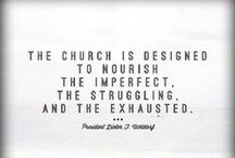 Christianity and Mormonism / I am a Christian, and I am a Mormon. Religious quotes, posts, prints, scriptures.