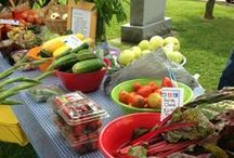 Effingham Farmer's Market / Enjoy fresh, locally grown food, crafts made by local artists and great live entertainment every Saturday from 8 a.m.-12 p.m. June through October on the Courthouse lawn.