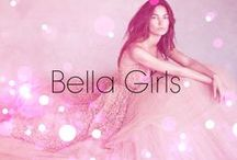 Bella Girls / Bella Girls sparkle inside and out... This is a collection of pics showing some ladies we love! / by Bellacures