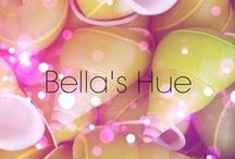 Bella's Hue / Our favorite color! / by Bellacures