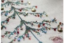 Cross Stich it ;-) / Everything embroidery, cross stich and sewing / by Yolanda Tasco