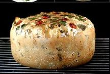 Recipes: Breads / Breads that I create and others that I love.