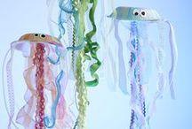 Craft Ideas (kids) / by Tammy Smith