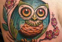 OWLS are so cute! / by Tara McGregor