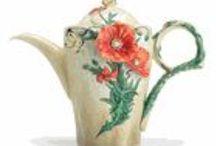my love of tea pots