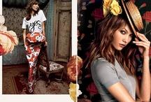 fashion / Lo último, sólo lo último!!! Es ver como el mundo de la moda va cambiando cada temporada y como lo clásico siempre esta presente!!