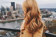 hair / by Hannah Dixon