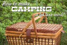 Summer Fun - Camping
