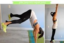 Fitness Anywhere / Workouts, Home workout inspiration