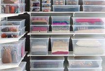 Organizing / Home Organizing