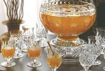 The Punch Bowl / drink and beverage recipes / by Tammy Smith