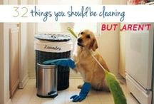Cleaning / by Erica DJ Ibanez