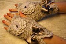 Crafts & Knitting / by Heidi Ebert
